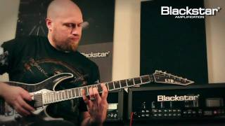 Blackstar Series One 104EL34 demo of suggested settings with Andy James