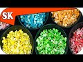 Rainbow Popcorn - How to make Popcorn Series 03 - Rainbow S09 MP3