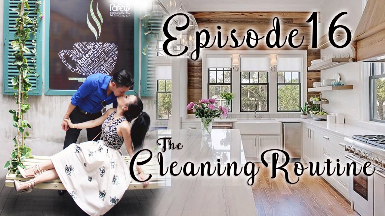 HOME MAKEOVER  House cleaning Routine