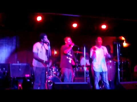 LIVING OUR UNITED DREAM---L.O.U.D. AT LOVE NIGHT CLUB 7-6-12