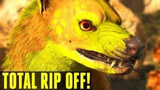 🤑😡 ANOTHER GREEDY MONEY GRAB FROM WC?! Hyaenodon - EYNTK (Ark: Survival Evolved update 258)