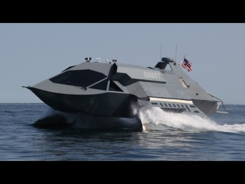 Ghost: Stealth Ship Of The Future video