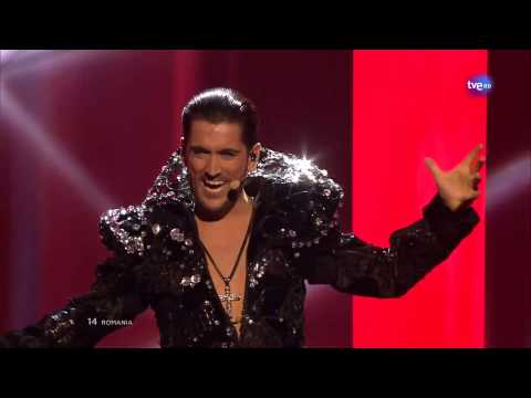Romania Eurovision 2013 Final Cezar - Its My Life HD