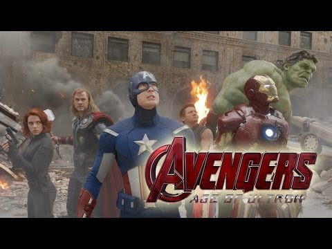 AVENGERS 2 Sneak Peek Coming In March