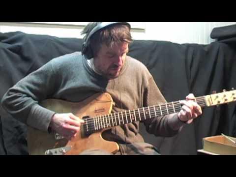 Calling Brad Paisley, your Butcher Block is here! Zachary Guitars