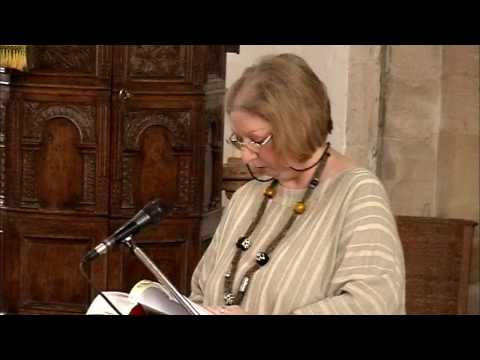 Hilary Mantel reads from Wolf Hall