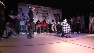Download Lagu UK BBoy Champs 2012 - NALA vs EMILY BROOKLYN (Hip Hop Top 16) Gratis STAFABAND