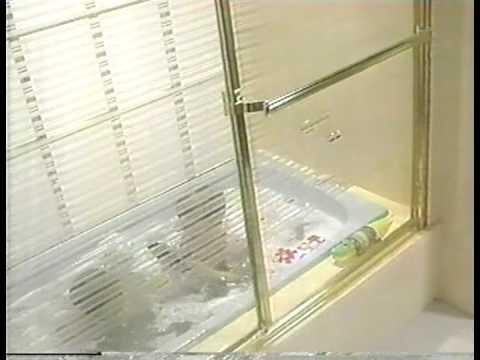 Ventanas listas puertas para ba o per youtube - Puertas de bano ...