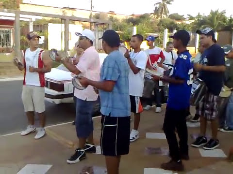 Samba Grand slam puerto piritu