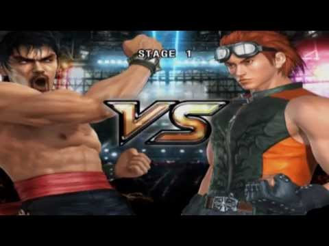 Český Gameplay | Tekken 5 (pc) | Marshall Law | Hd - 720p video