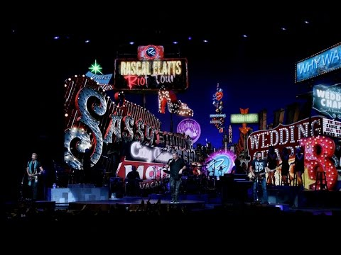 Rascal Flatts Riot Tour at Tampa, Florida July 12th, 2015