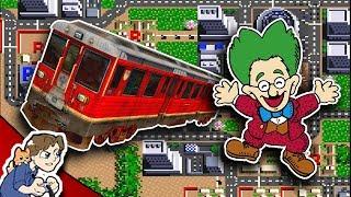 TRAINS! | SimCity #6 | ProJared Plays