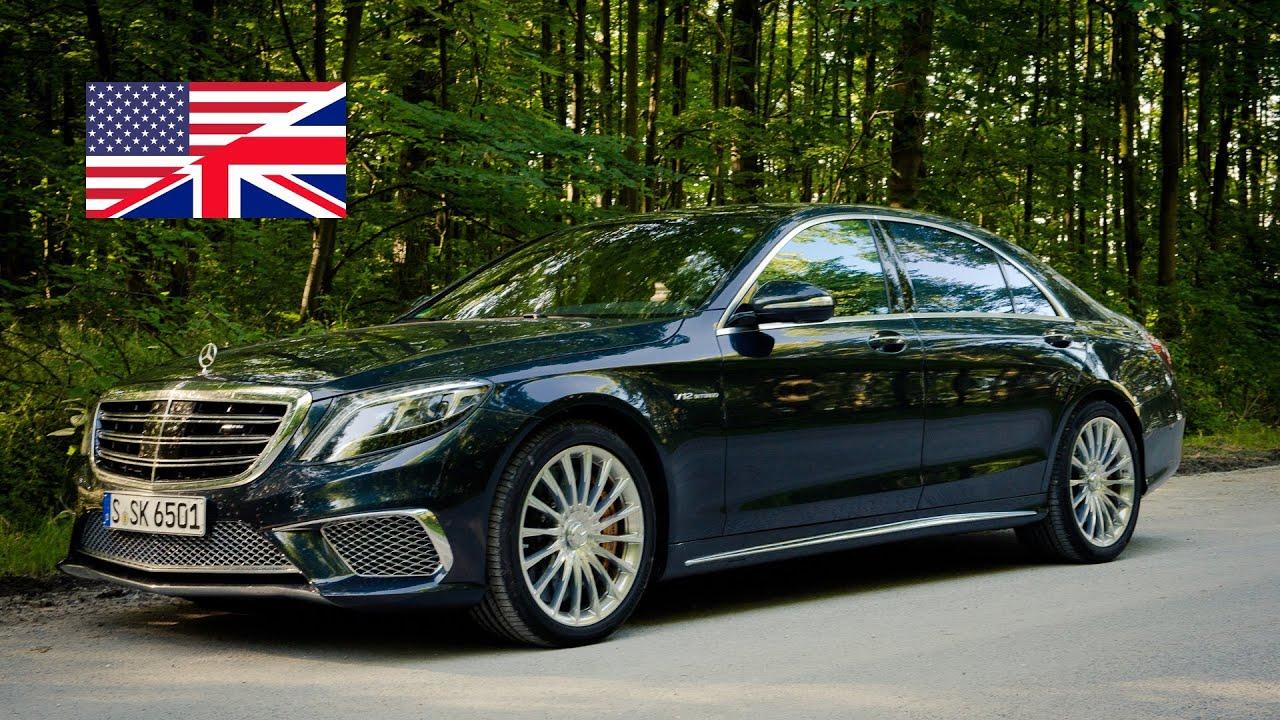 2014 Mercedes Benz S 65 Amg V222 Start Up Exhaust Test