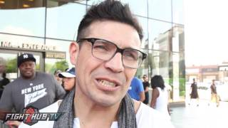 """Sergio Martinez """"I dont think Canelo is EVER going to fight Golovkin! He's too dangerous for him!"""""""