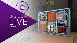 B-SIDE! KEEP TALKING AND NOBODY EXPLODES - MC CLANE E ZEUS CONTRO LE BOMBE - MORLU TOTAL GAMING