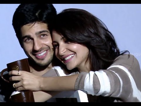 Anushka Sharma & Sidharth Malhotra New Bru Ad - Making - Bollywood News video