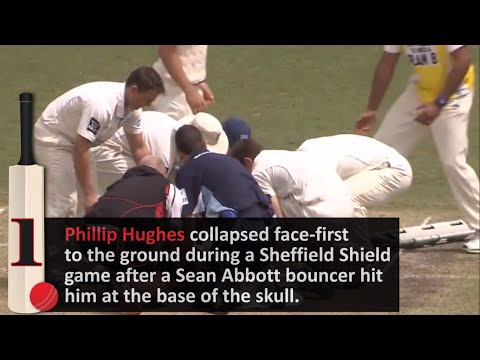 Australian cricketer Phillip Hughes, 25, passed away on Thursday after failing to recover from severe head injuries suffered when he was struck by a bouncer during a Sheffield Shield match...