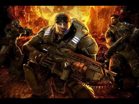 CGRundertow GEARS OF WAR for Xbox 360 Video Game Review