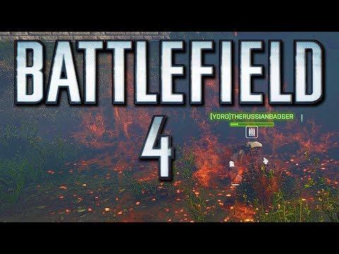 Battlefield 4 Online Funny Second Assault Moments - EPIC Fails, Claymore Traps and Subscriber Hunt!