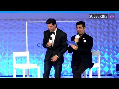 Grey Goose & Vogue's Fly Beyond Awards 2014 |  Hrithik Roshan