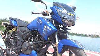 #Bikes@Dinos: TVS Apache RTR 180 ABS Review, ABS Demo, Walkaround (3 colours)