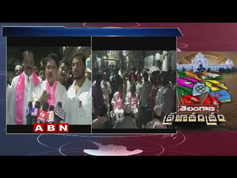TRS Leader Madhavaram Krishna Rao challenges opposition leaders over Allegations on him