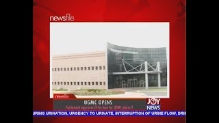 UGMC Opens - Newsfile on JoyNews(21-7-18)
