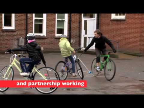 Community Cycling Fund for London 2012