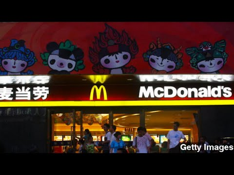 Chinese McDonald's, KFC Meat Supplier Shut Down For Bad Meat