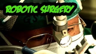 Robotic Surgery in Korea (Koreans in the Spotlight)