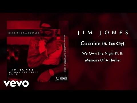 Jim Jones - Cocaine (Audio) ft. Sen City