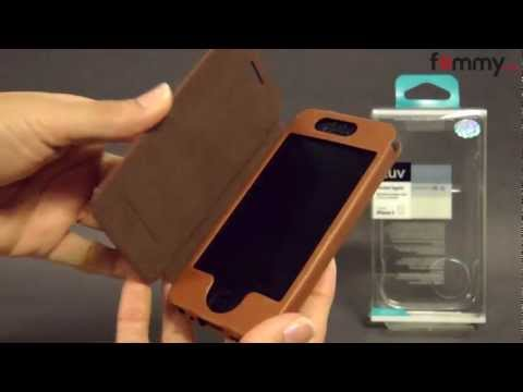 iLuv&reg Pocket Agent Leather Case for iPhone 5 Review