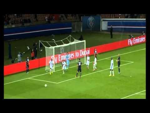Guillermo Ochoa vs PSG (18/8/2013)