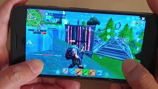 Fornite Gameplay on Google Pixel XL to Test Performance and Lagging