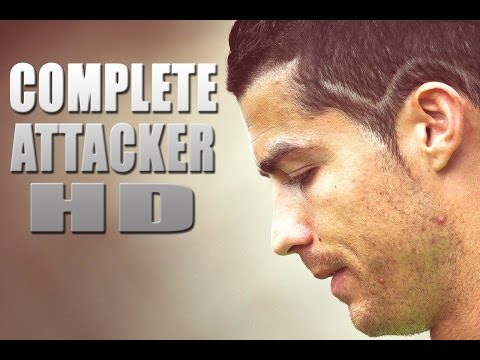 Cristiano Ronaldo Complete Attacker Hd cristiano video