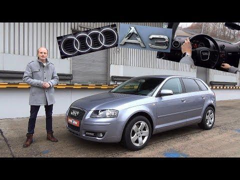 Der Audi A3 Sportback (8PA) im Test - Beliebt - aber auch gut? Review Kaufberatung Gebrauchtwagen