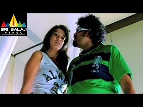 Gambler Movie Lakshmi Rai and Prem Scene | Ajith Kumar, Arjun, Trisha | Sri Balaji Video