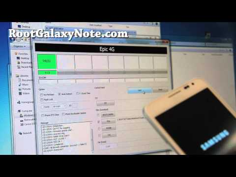 How to Root AT&T Galaxy Note SGH-i717! [JB][ICS][Gingerbread]