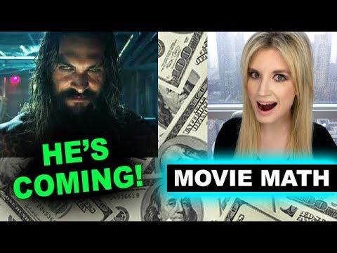 Aquaman Box Office Update - China, Overseas, Tracking