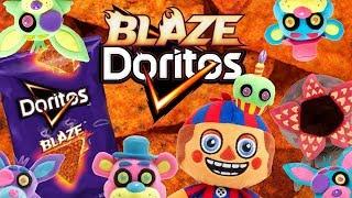 Fnaf Plush -  Blaze Doritos