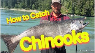 Salmon Fishing - Skeena River