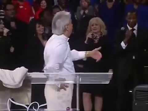 Benny Hinn (United States) and the Hungarian Government