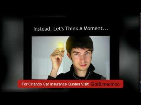Cheap Auto Insurance Orlando