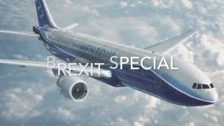 Mentour special - Brexit impact on aviation!
