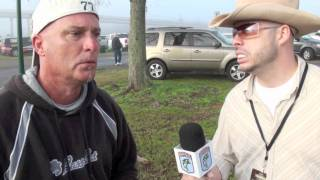 Mumbles at the Bassmaster Classic