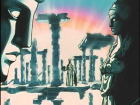 Saint Seiya - Blue Forever (Music At The End) 1986
