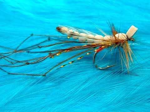 Knotting Pheasant Tail Legs