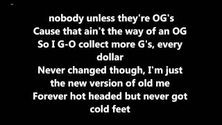 Big Sean Video - Big Sean Control ft Kendrick Lamar, Jay Electronica [Lyrics] DIRTY (OFFICIAL LYRICS)