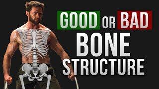 How Good is your BONE STRUCTURE | Vitruvian Model of Genetics