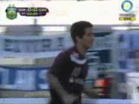 Torneo Apertura 2010:Gimnasia(LP)0 - Lanús 2